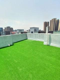 36.8万购万达旁现浇精装两房带私家花园 门口就是学校