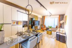 (东坡区)锦绣滨江华府3室2厅2卫87m²毛坯房