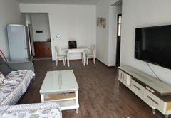 2室2厅1卫68m²豪华装修