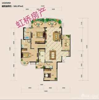 江山美墅161m²带观景露台149.8万
