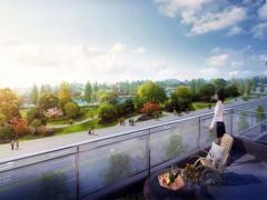 (东坡区)锦绣滨江华府3室2厅1卫54.6万78m²毛坯房出售
