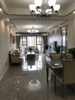 (东坡区)领地花屿3室2厅2卫83.8万120m²豪华装修出售