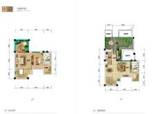 玫瑰园20期 南湖世家户型图