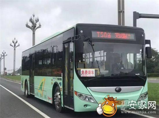 天府新区将建大环线公交体系 正规划多地公交线路