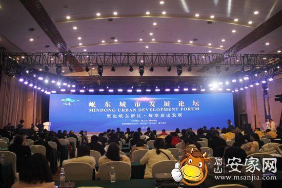 岷东城市发展论坛圆满落幕