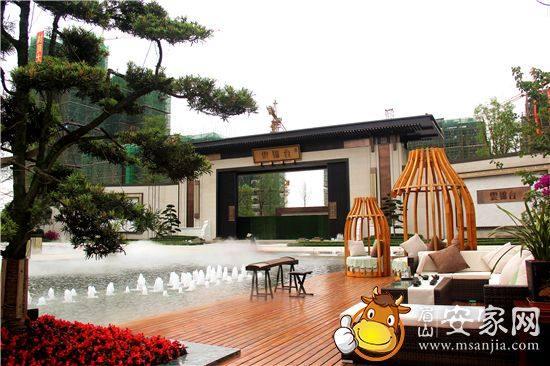 鹭湖云锦台