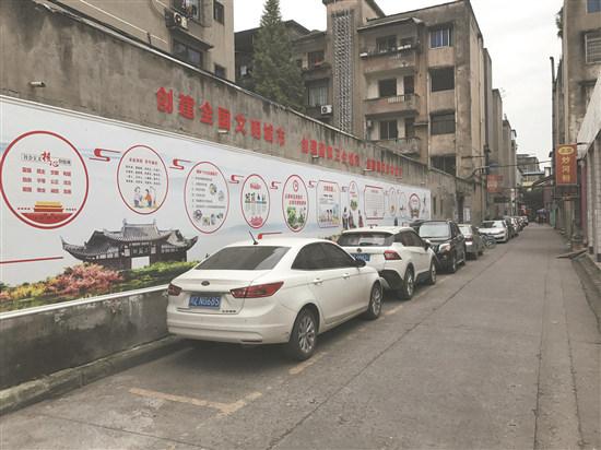 背街小巷换新颜 便捷生活暖民心