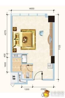 春熙广场商业户型图